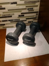 LifeGear Dumbbell Weights , 2 x 7 lb Fitness Caledon, L7E 1X7