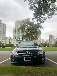 2009 Mercedes-Benz C-Class, LOW KMs, Local  Vancouver