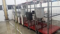 Parts carts-Heavy Duty in great Cond. Reston
