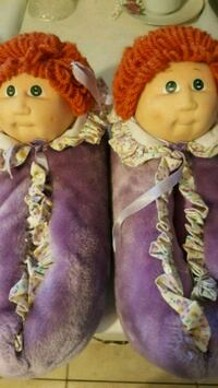 Cabbage Patch Slippers Pace, 32571