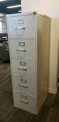 10 file cabinets