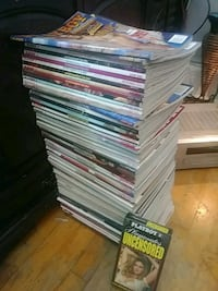 pile of assorted DVD cases Webb City, 64870