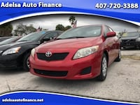 2010 Toyota Corolla LE 4-Speed AT ORLANDO, 32809