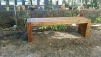 brown wooden bench with table Coos Bay, 97420