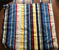 2 tab top panel curtains, each 37 in x 78 in Lake Charles, 70605