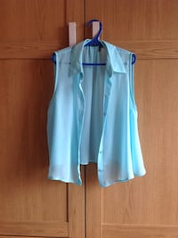 Marciano button up blouse