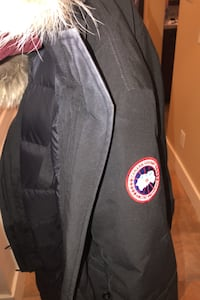 Authentic Kensington Canada Goose Jacket