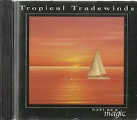 Tropical Tradewinds Natures Magic Cd- Audio CD  In excellent condition Newmarket