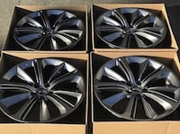 "20"" Infiniti Q60 Oem wheels red sport not 18"" 19"" La Palma, 90623"