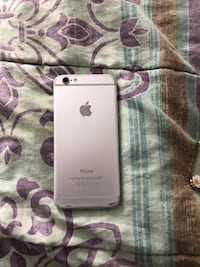 Silver iphone 6 with black case West Alton, 63386
