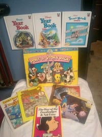 Kids books and coloring books Beech Grove, 46107