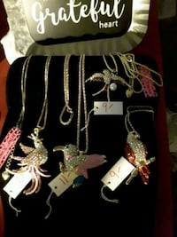 Birds of a Feather...Collection Necklaces  444 mi