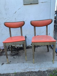Two brown wooden side tables Lathrop, 95330
