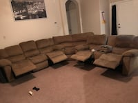Selling couches, paid $1600 a few years ago. Asking $475obo Las Cruces, 88012