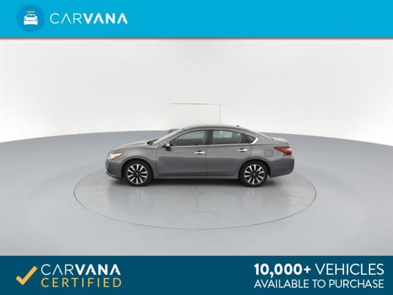 2018 *Nissan* *Altima* 2.5 SL Sedan 4D sedan Gray 6