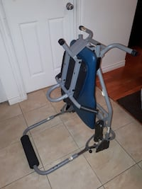 Seat-Ups Exercise machine
