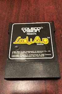 Colecovision LadyBug cartridge  Port Coquitlam, V3C 2A1