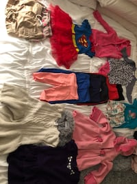 2T 24 months girls lot 15 pieces Yorba Linda, 92886