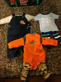 3 Outfits Size 6-9 Months Costa Mesa, 92626