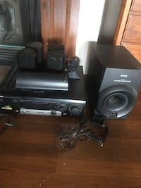 black Sony home theater system Cabot, 72023