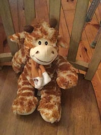 brown and white bear plush toy Fairfield, 06824
