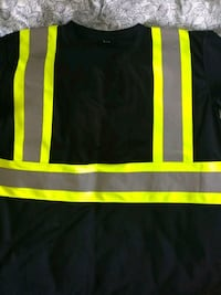 New Safety Tee  XL