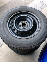 Winter tires P195/65 R15 Yokohama ice guard bolt p Whitby, L1P 1X3