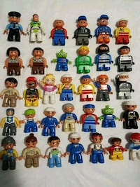 LEGO DUPLO FIGURES 33 OF THEM  London, N6H 1T5