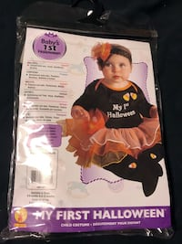 Baby's first Halloween costume Taylor, 48180