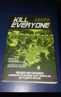 LIBRO: KILL EVERYONE