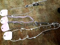 silver-colored chain necklace Agassiz, V0M 1A1