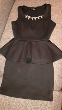 Black  sleeveless dress Toronto, M5H 1A1