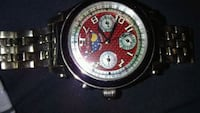 Invicta stainless steel w/sapphire crystal  Arlington, 76014