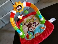 Baby saucer/gym 2 in 1 Tulare, 93274
