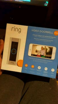 Ring doorbell security cam with microphone Regina, S4R 7R9