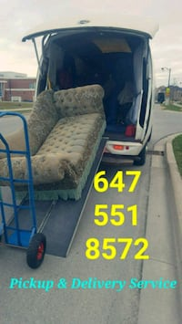 Furniture Pickup & Delivery Service Vaughan