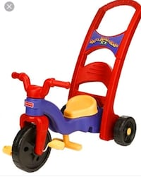 Tricycle fisher price Edmonton, T6W 2K6