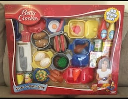 Play Kitchen Pots and Pans toys