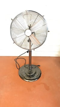 Used Aloha Breeze Variable Height Stand Fan For Sale In
