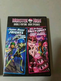 Double Feature Monster High Movies Surrey, V3R