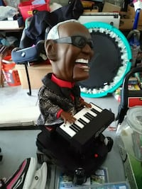 Ray Charles singing and dancing toy Apopka