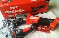 """Milwaukee Tool New Brand Grinder 4 1/2""""/ 5""""Paddle Switch M18-Fuel Power To Grind Comes With Box Los Angeles, 91343"""