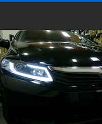LED Headlight honda civic Laurel