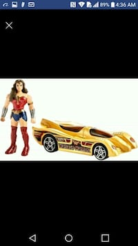 NEW Collector Hot Wheels Justice League Movie Migh Edmonton, T6X 1J9