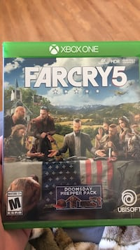 Xbox Far Cry 5 (no scratches on disc) like new East Greenwich, 02818