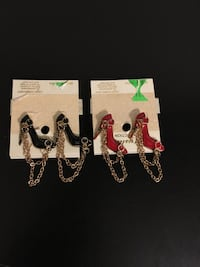 High heel earrings  Ceres, 95307