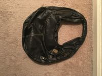 Black 100% leather hobo bag Chesapeake, 23320