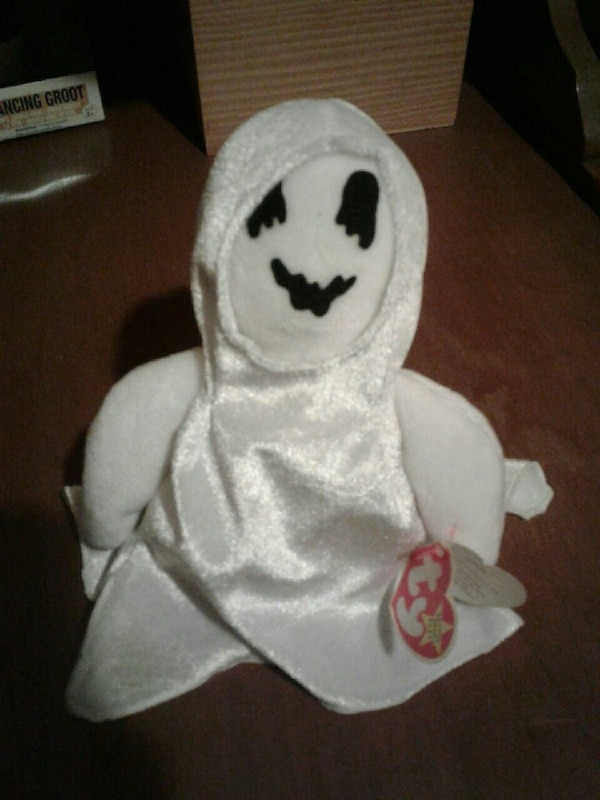 e265889241d Used Ghost  sheets  Ty beanie baby for sale in Cuyahoga Falls - letgo