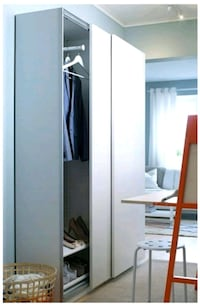 Ikea double sliding doors Arlington, 22206