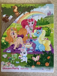 Puzzles | Set of 4 (Ages 3+) Ashburn, 20147